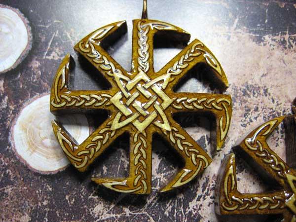 Ладинец, или крест Лады-богородицы